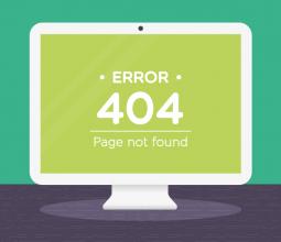 حل مشکل خطای 404 در گوگل
