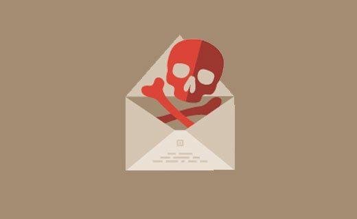 مشکل در ارسال و دریافت ایمیل