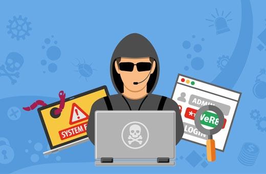 12 علامت که نشان می دهد وبسایت وردپرسی شما هک شده است
