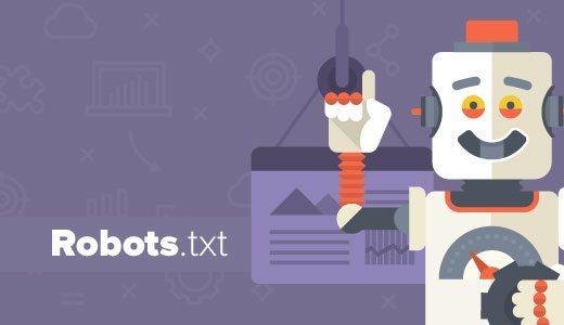 بهینه سازی فایل Robots.txt برای سئو