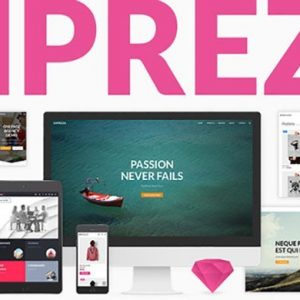 قالب ایمپرزا | قالب Impreza رتینا با طراحی فوق العاده
