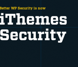 افزونه امنیتی وردپرس iThemes Security