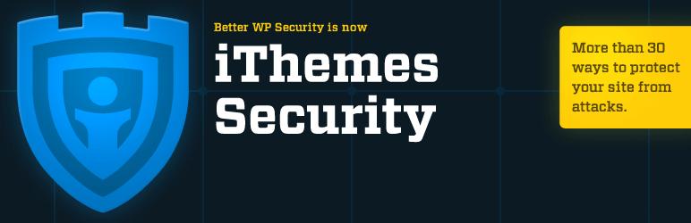 نصب و راه اندازی افزونه امنیتی وردپرس iThemes Security