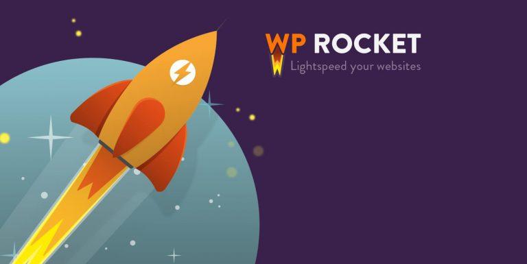 افزونه WP Rocket   افزونه کش وردپرس   بهینه سازی و افزایش سرعت وردپرس