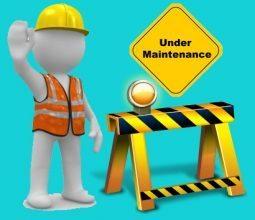 حل خطا جهت انجام تعمیرات زمان بندی شده مدتی در دسترس نیست - Maintenance Error