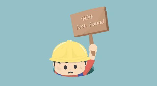 رفع خطای 404 پست ها و صفحات در وردپرس