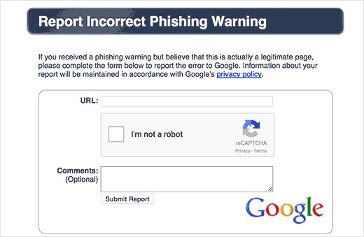 رفع خطا خطاThis Site Contains Harmful Program در گوگل