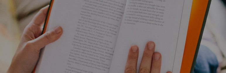 بنر افزونه Reading Time WP