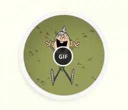 افزودن دکمه بارگذاری برای تصاویر GIF در وردپرس با افزونه WP GIF Player