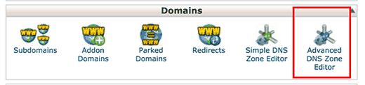 تنظیم DNS های Mailgun برای مشکل اسپم ایمیل