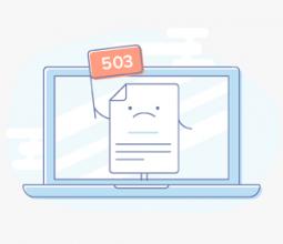 رفع خطا 503 Service Unavailable در وردپرس