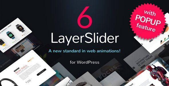 افزونه LayerSlider - افزونه لایر اسلایدر، اسلایدر لایه ای وردپرس