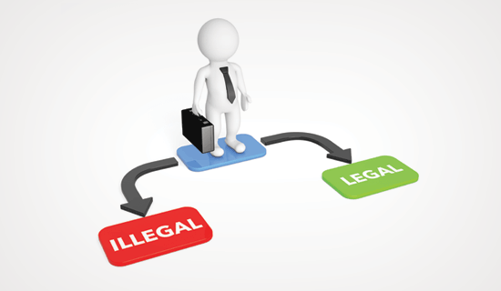 مسائل قانونی