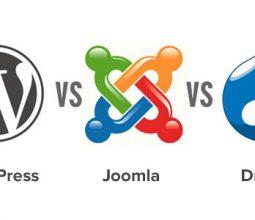 مقایسه وردپرس، جوملا و دروپال - کدام یک بهتر است؟