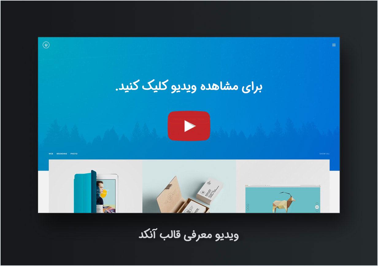 ویدیو آنکد