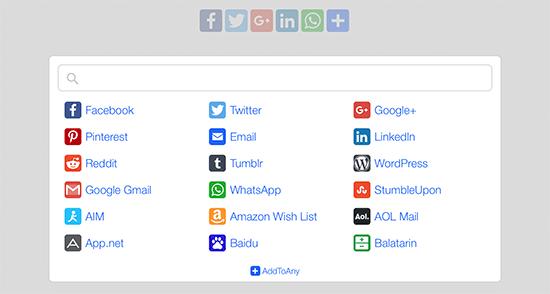 10 تا از بهترین افزونه های شبکه های اجتماعی در وردپرس