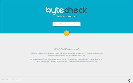 تست سرعت و عملکرد وبسایت وردپرس